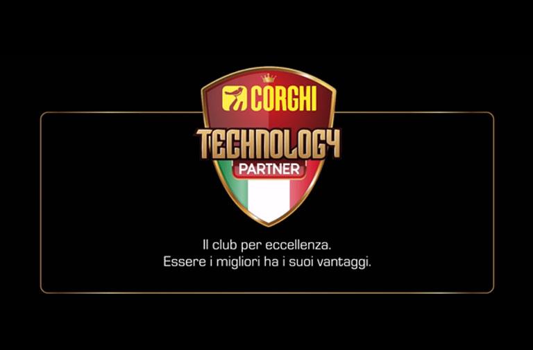 Elvis Gomme diventa Technology Partner Corghi!